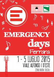logo emergency days