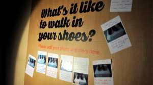 A Mile in my Shoes 2 Photos Kate Raworth