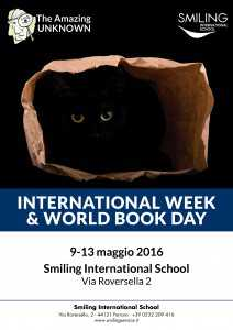 Locandina International Week Smiling School