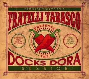 La copertina di The Dock Dora Session